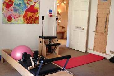 Kristin Loeer - Movement Therapy & Coaching