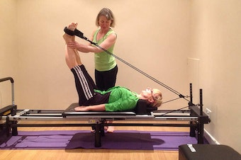 The benefits of Reformer Pilates classes