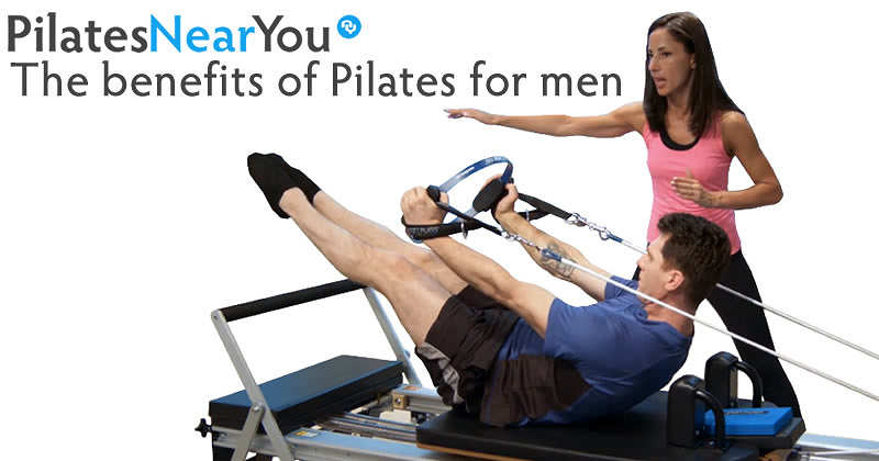 Why Pilates is beneficial for men